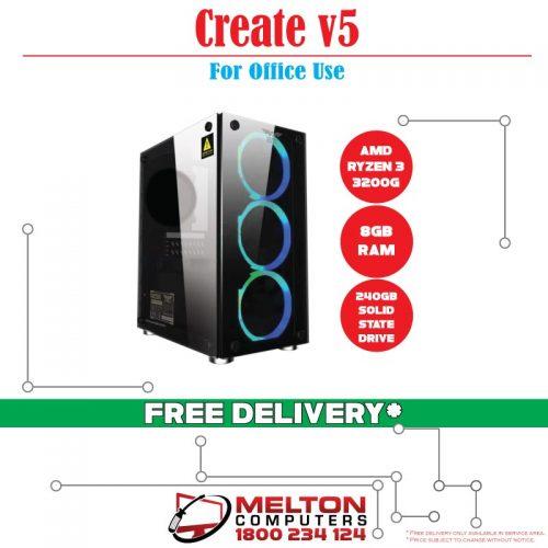 Create v5