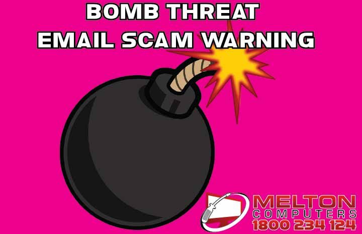 Urgent: Bomb Threat E-Mail Scam
