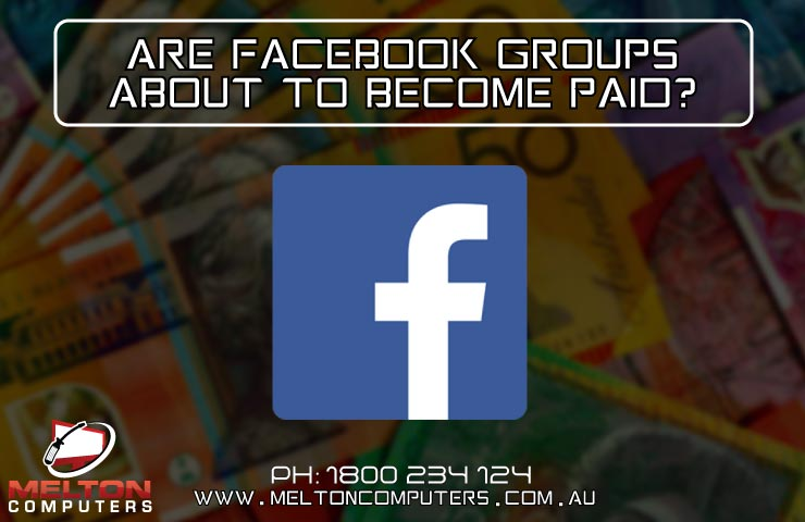 Are Facebook Groups going paid?