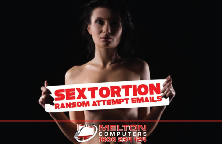 Sextortion Ransom E-Mails