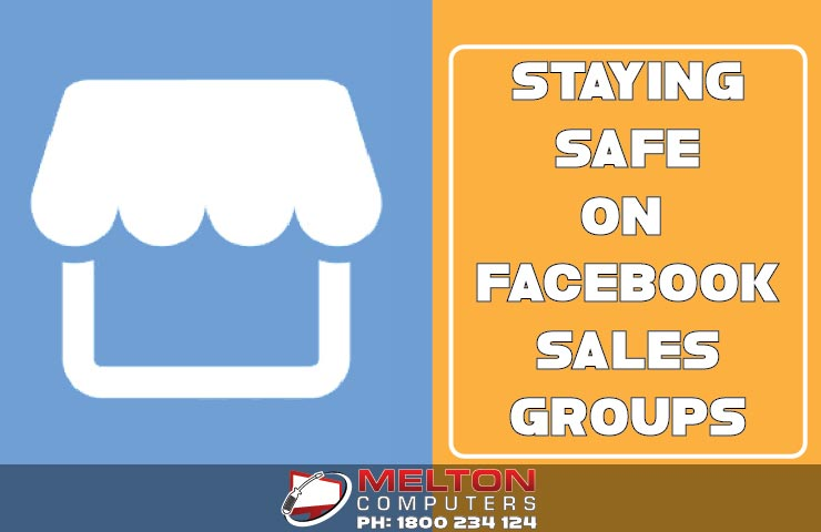 Staying Safe on Facebook Sales Groups