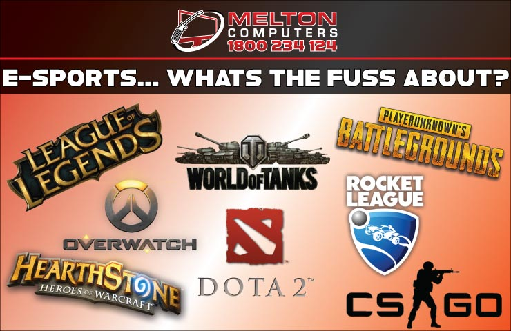 E-Sports, Whats all the fuss about?